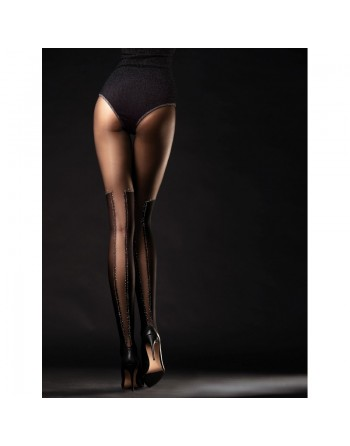Poison Collants 40 DEN - Noir
